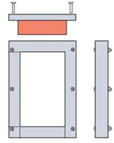 X-series cabinet seal